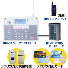 NEXTシステム制御と通報